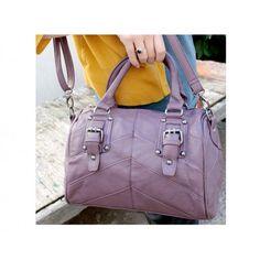 Aubergine Chevron Handbag $48.00