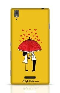 Love Couple Sony Xperia T3 Phone Case