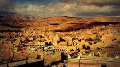 Marokko , Boumalne du Dades, 8-86/2163