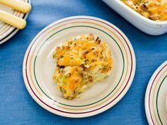 Get Virginia Willis's Cheesy Sausage Breakfast Casserole Recipe from Food Network