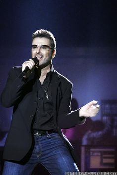 George Michael - Gorgeous! MGM Garden Arena @ Las Vegas                                                                                                                                                                                 More