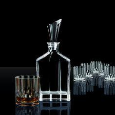 Whiskey Decanter Set..