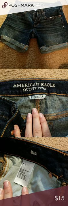 American eagle shorts Like new great condition American Eagle Outfitters Shorts Jean Shorts