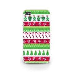 Holiday Aztec Cheer Phone Case #iphone #samsung #christmas