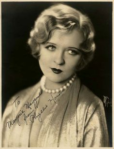 Phyllis Haver (January 6, 1899 – November 19, 1960) was an American actress of the silent film era. Haver auditioned for comedy producer Mack Sennett on a whim. Sennett hired her as one of his original Sennett Bathing Beauties. Within a few years, she appeared as a leading lady in two-reelers for Sennett Studios.