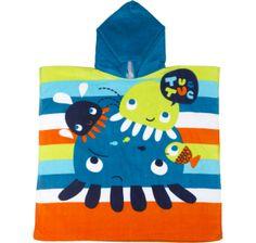 Boys Hooded Beach Towel - Tuc Tuc Jellyfish www.kidsandchic.com/boys-hooded-beach-towel-tuc-tuc-jellyfish.html  #tuctuc #boysclothing #boysfashion #kidsfashion #kidsclothing #trendychildren #babyclothes #toddlerclothes #shoponline #shoppingbarcelona #boys #ss2014 #summer #beach #ropaniños #ponchoplaya #ponchoniño #niño #tuctucverano #toallaplaya #boyshoodedtowel #kidsbeachtowel #детскаяодежда #детскаямода #мальчик #пляжноепончо #детскоепончо #пляж #лето