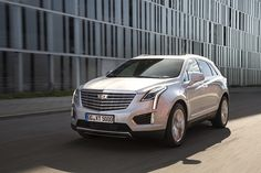 New Cadillac XT5 - http://olschis-world.de/  #Cadillac #XT5 #Car