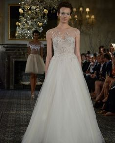 4d2a1563aaf99 Mira Zwillinger Collection New York Bridal Market 2016