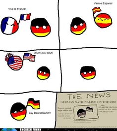 People forget that it wasn't the Germans that started WWII, it was the NAZI'S. Most Germans didn't even support Naziism, but it was what their country's government was, so they fought. Basically, they did it because of their honor. Then, of course, there was the SS, the TRUE Nazi's...