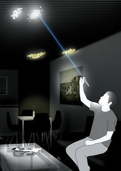 30 Cool High Tech Gadgets To Give Your Home A Futuristic Look Diy Smart Ideas Technology Decor