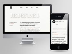 Responsive Design gallery of examples.