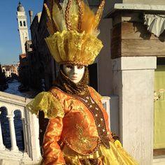 Venedig, Carneval und Schaustellung der Kostüme #reisen #alwayslearning - @addison_wesley- #webstagram