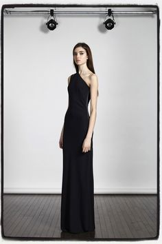 Yigal Azrouel Pre-Fall 2013.  Look 26 - Grace Hartzel.