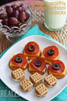 Healthy after-school snack ideas #backtoschool #tillamook #recipe