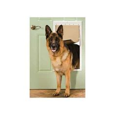 PetSafe Plastic Pet Door X-Large >>> Find out more about the great product at the image link. (This is an affiliate link and I receive a commission for the sales) Dog Door Mat, Pet Door, Door Mats, Training Your Puppy, Outdoor Dog, Doge, Dog Owners, Your Pet, Plastic