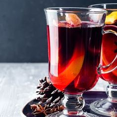 Stay warm with this easy mulled wine recipe, perfect for a winter evening drink.