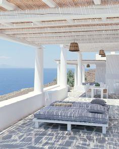 Une maison de vacances dans les Cyclades