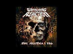 Grinding Reaction está ativa na cena underground brasileira, a 17anos, misturando metal e hardcore, com peso, velocidade  e visão crítica em suas músicas .  #showlivre