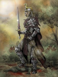 Túrin was the son of Húrin Thalion, Lord of the Folk of Hador, and Morwen Eledhwen of the House of Bëor. He was born in the month of Gwaeron (March) of the Year of the Sun 464. He had a younger sister, Lalaith, but she died of a plague at the age of three, when a pestilent wind came from Angband. Túrin was also taken sick at that time, but recovered. His closest childhood friend was Sador One-foot.