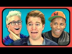 YouTubers React to YouTube Comments System - TheFineBros