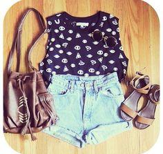 Summer look ❤