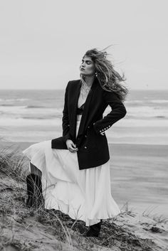 Winter Fashion Editorial - Jeroen Noordzij Photography