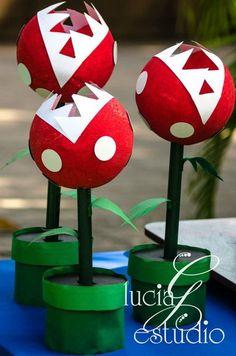 "Photo 3 of 16: Super Mario Brothers / Birthday ""Mario Bros"" | Catch My Party"