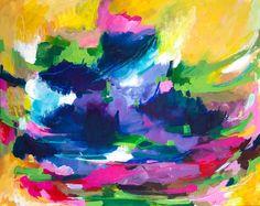 """Shortbread"" 16x20"" acrylic on canvas www.amirarahim.com Amira Rahim"
