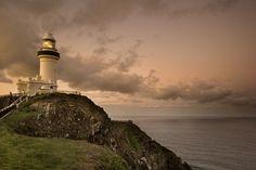 Cape Byron Lighthouse, Cape Byron, Australia