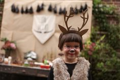 elementary by Sara Truyens: / A little forest party