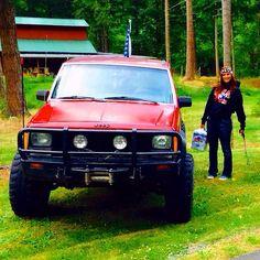 @lizzyslenning she's s #jeepher from Buckley Washington #jeepher #jeepher_wa #jeep #Padgram