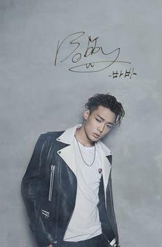Bobby of iKON Wallpaper Cr: DoubleBFamilyTH