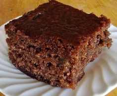 "Rurification blog: Persimmon Pudding - a classic Old World rich dense cake known as a ""pudding"""