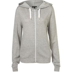 Tall Sparkly Zip Hoody (110 BRL) ❤ liked on Polyvore featuring tops, hoodies, jackets, outerwear, sweaters, silver grey, zipper hoodie, zip top, sparkly tops and metallic top