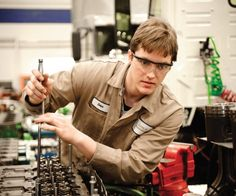 An article discussing the real usefulness of skilled trades, and confronting some of the stereotypes associated with the career path. It also discusses apprenticeships at Centennial College, and how they can be used to enter the skilled trades.