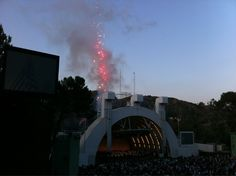 | Hollywood Bowl July 4th!!