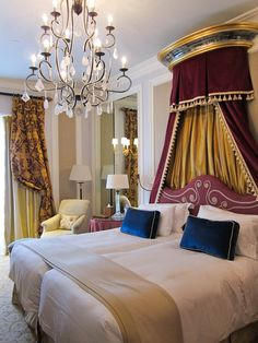 Beautiful Hotels: Saint Regis, Florance Italy.
