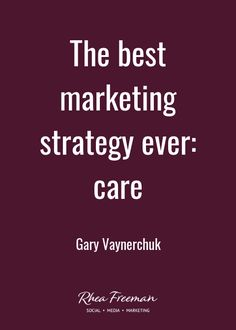 I ADORE Gary Vee. The best marketing strategy ever? C… - business inspiration quotes Career Quotes, Work Quotes, Business Quotes, Life Quotes, Dream Quotes, Quotes Quotes, Work Encouragement Quotes, Business Motivational Quotes, Quotes Women