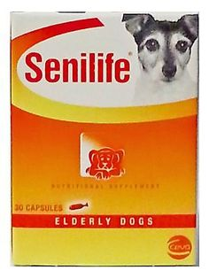 Dog Lover Products 116378: Senilife Capsules, 30 Count -> BUY IT NOW ONLY: $32.19 on eBay!