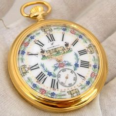 アエロ(AERO)/懐中時計/50618J501-1004-B:腕時計/懐中時計/通販/正美堂時計店