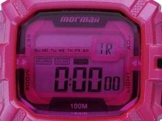 Relógio Feminino Mormaii M0938/8Q - Digital Resistente à Água Cronógrafo Calendário com as melhores condições você encontra no Magazine Eraldoivanaskasj. Confira!