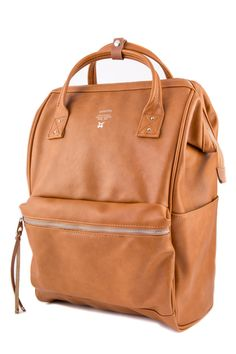 33c789ea72f8 Anello+Leather-Look+Rucksack+-+The+Anello+rucksack+is