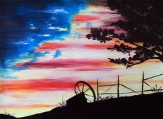 """Ungrapeful Winery is teaming up with Paint 'N Sip for an exciting event! We will be celebrating our independence by painting """"American Sky,"""" some elements may be pre-sketched on e…"""