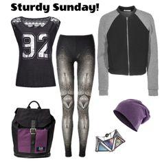 Sturdy Sunday!