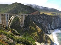 Big Sur - California's Masterpiece: Pin now, plan your West Coast travels later!