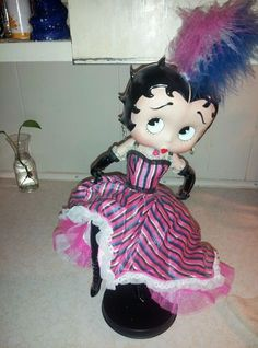 Betty Boop Can Can