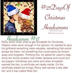 Christmas Headcanon 16 this is my absolute FAVORITE!!!!!!!!!