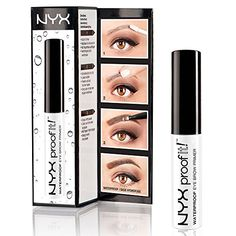 Best price on NYX Cosmetics - Proof It Waterproof Eyebrow Primer Base See details here: http://beautymakeuphub.com/product/nyx-cosmetics-proof-it-waterproof-eyebrow-primer-base/ Truly the best deal for the new NYX Cosmetics - Proof It Waterproof Eyebrow Primer Base! Look at at this budget item, read customers' opinions on NYX Cosmetics - Proof It Waterproof Eyebrow Primer Base, and buy it online without missing a beat! Check the price and Customers' Reviews…