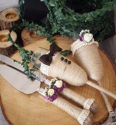 Düğün kadehi Pasta bıçak spatula  Düğün  Nişan  Söz