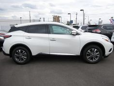 2016 Nissan Murano - Pearl White